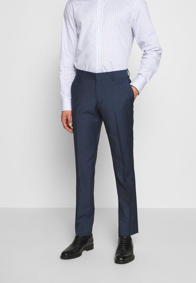 TORD - Suit trousers - dark blue
