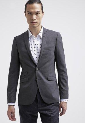 NEDVIN - Jakkesæt blazere - dark gray