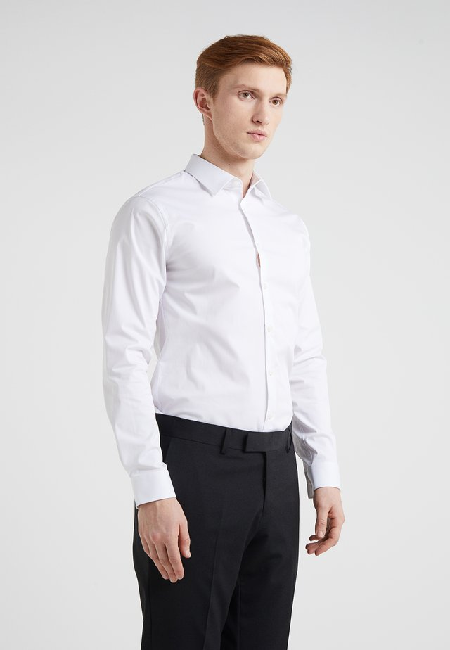 FILBRODIE EXTRA SLIM FIT - Formal shirt - white