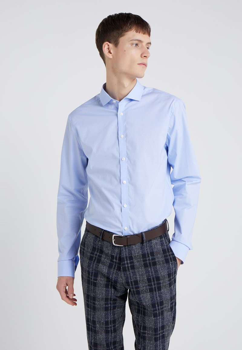 Tiger of Sweden - FILLIAM SLIM FIT - Camisa - light blue
