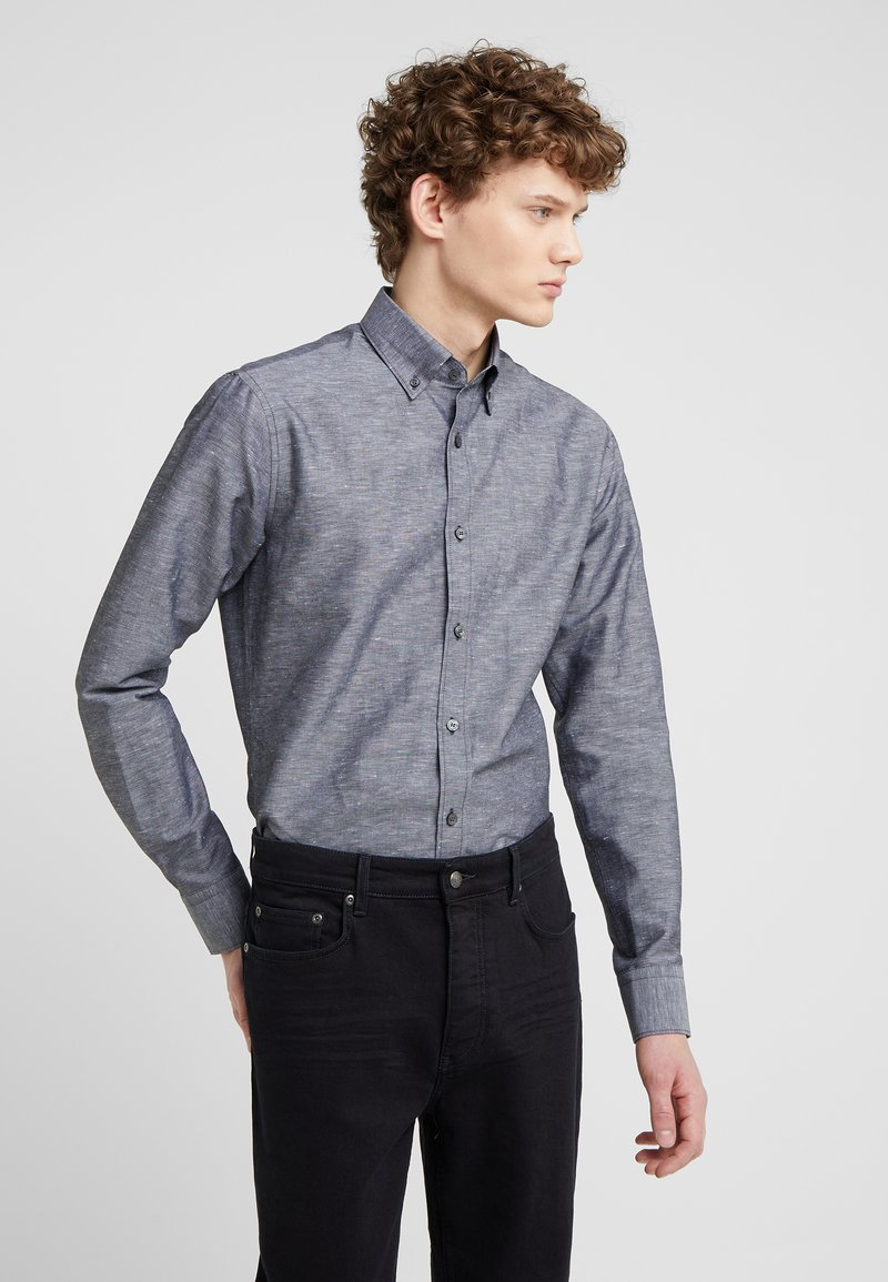 Tiger of Sweden - FENALD SLIM FIT - Shirt - grey