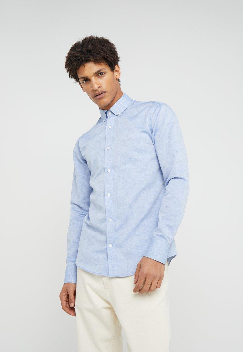 Tiger of Sweden - FENALD SLIM FIT - Shirt - light blue
