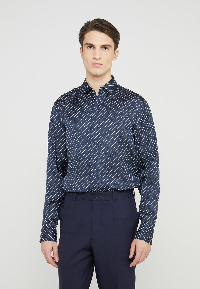 Tiger of Sweden - FARRIS SLIM FIT - Camicia - light ink