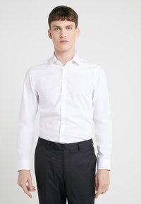 Tiger of Sweden - FERENE SLIM FIT - Camisa elegante - pure white - 0