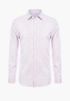 FERENE SLIM FIT - Camisa elegante - bordaux