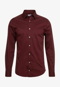 Tiger of Sweden - FILBRODIE EXTRA SLIM FIT - Formal shirt - regal red bordeaux - 3
