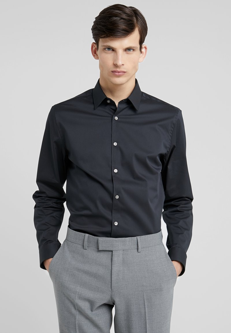 Tiger of Sweden - FILBRODIE EXTRA SLIM FIT - Chemise classique - pine green