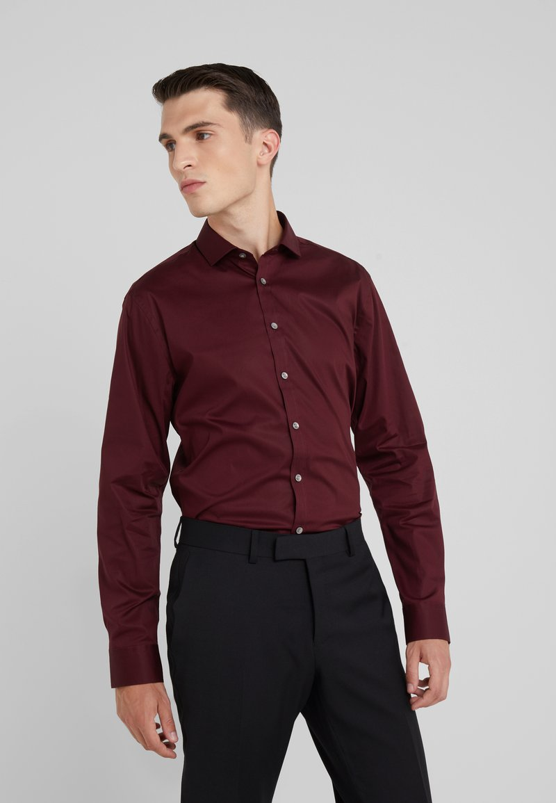 Tiger of Sweden - FILLIAM SLIM FIT - Koszula biznesowa - regal red