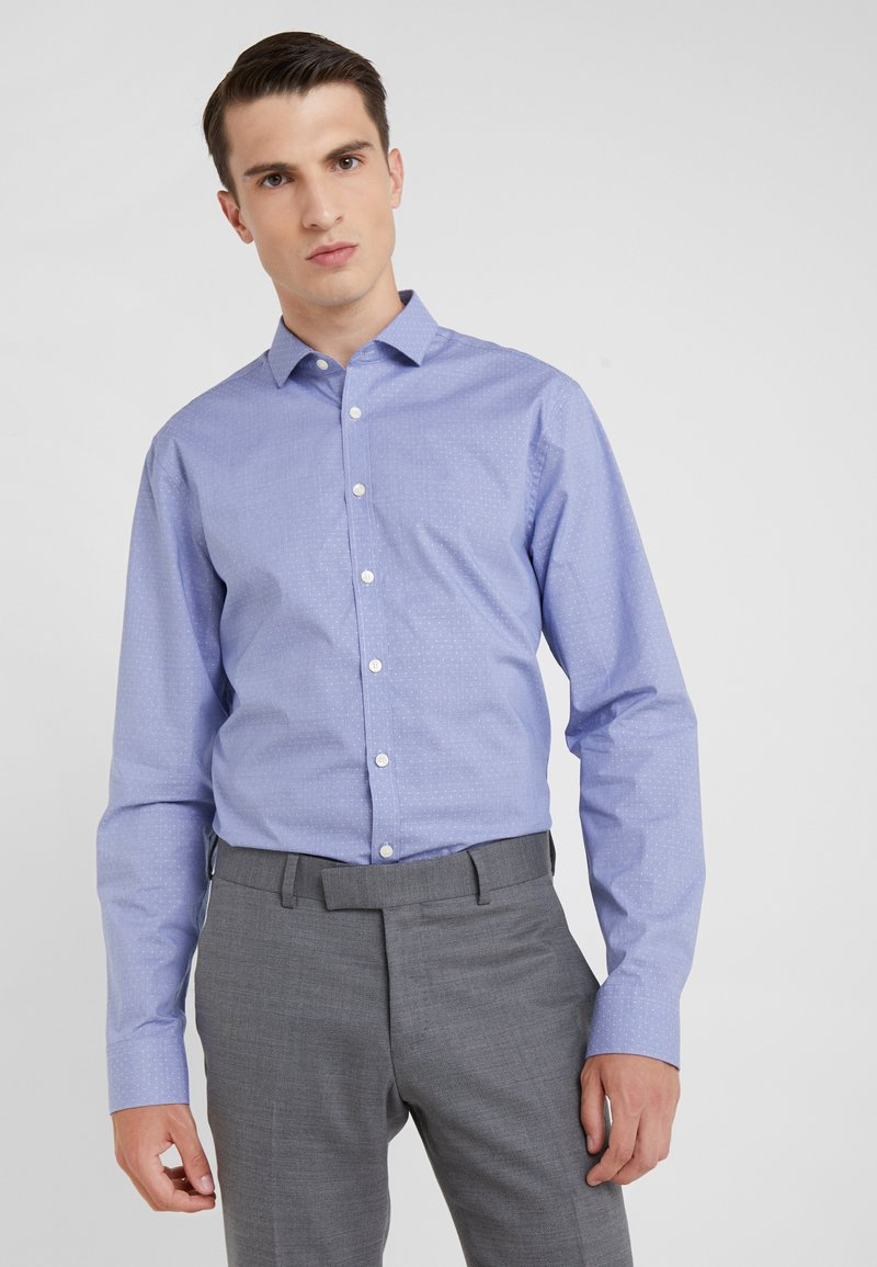 Tiger of Sweden - FILLIAM SLIM FIT - Formální košile - blue