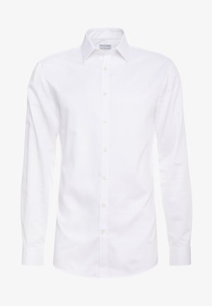 FERENE SLIM FIT - Kostymskjorta - white
