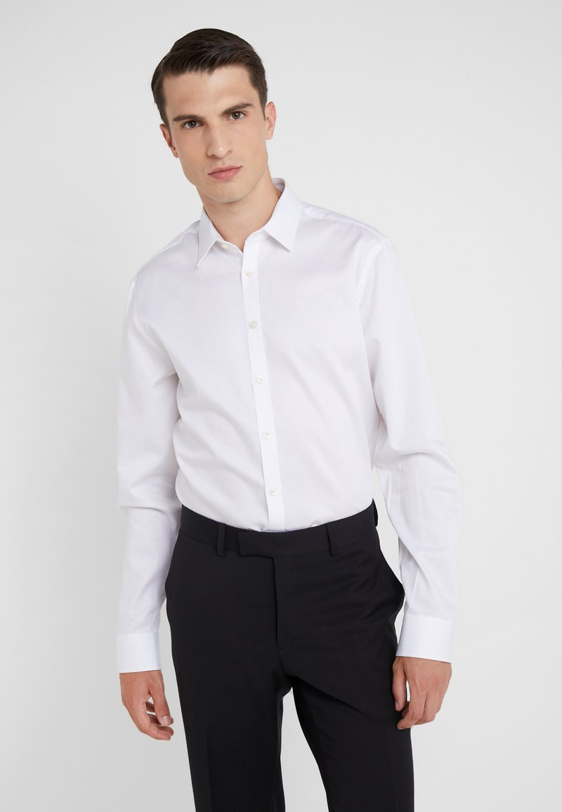 Tiger of Sweden - FERENE SLIM FIT - Kostymskjorta - white