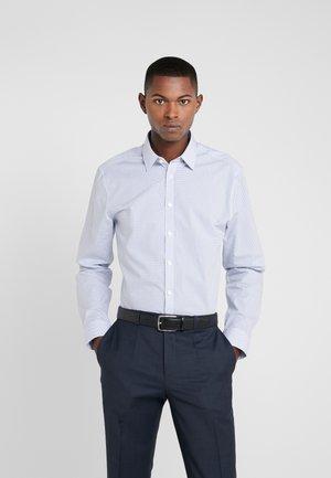 FERENE SLIM FIT - Shirt - blue dotted