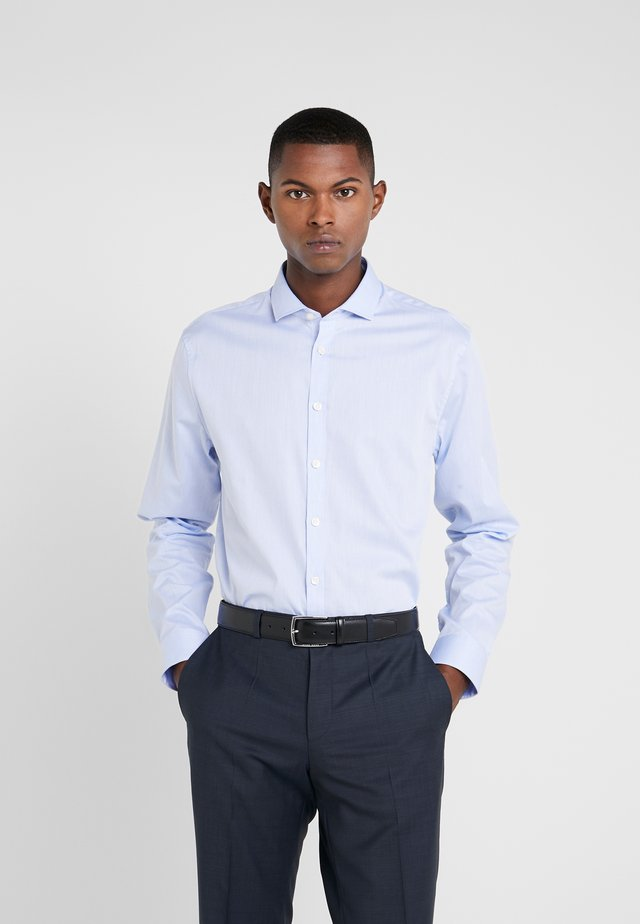 FILLIAM SLIM FIT - Kauluspaita - light blue