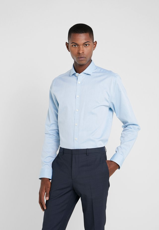 FILLIAM SLIM FIT - Finskjorte - old turquoise