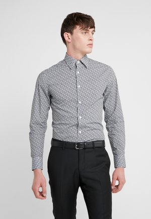 FARRELL SLIM - Businesshemd - black/white