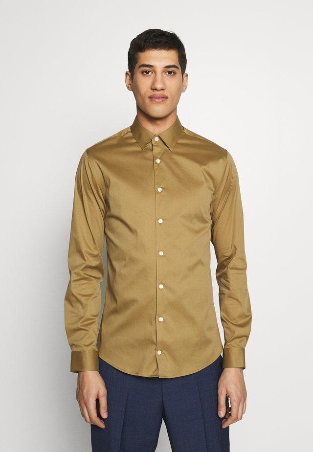 FILBRODIE - Formal shirt - oliv