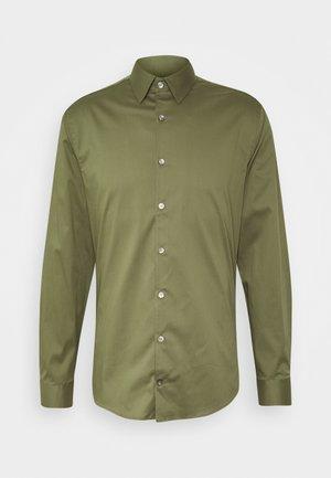 FILBRODIE - Formal shirt - olive green
