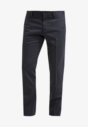 HERRIS - Spodnie garniturowe - dark blue