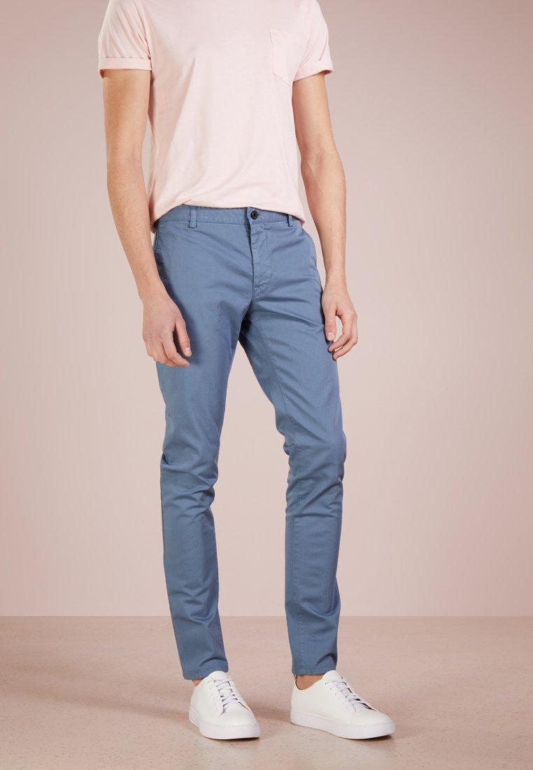 Tiger of Sweden - TRANSIT - Pantalones - mist blue