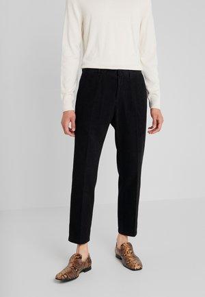 CONE  - Pantalon classique - black