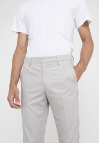 Tiger of Sweden - TAPEMAIN - Pantalon classique - light gray - 4