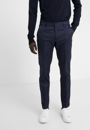 TAPEMAIN - Pantalon classique - midnight blue