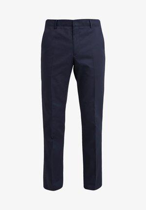 TAPEMAIN - Spodnie materiałowe - midnight blue