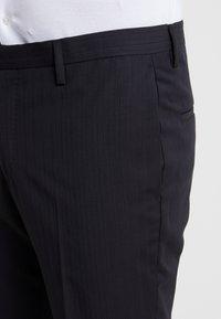 Tiger of Sweden - TODD - Oblekové kalhoty - midnight blue - 3