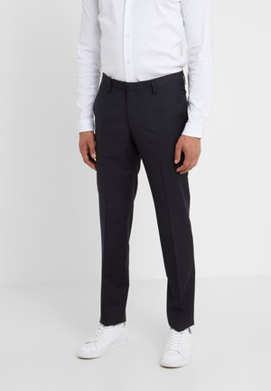 TODD - Pantalon de costume - midnight blue