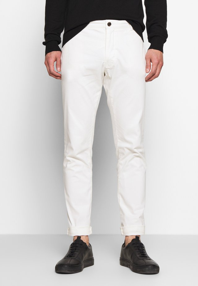 TRANSIT - Chinos - pure white