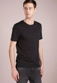 Tiger of Sweden - LEGACY - T-shirt basique - black - 0