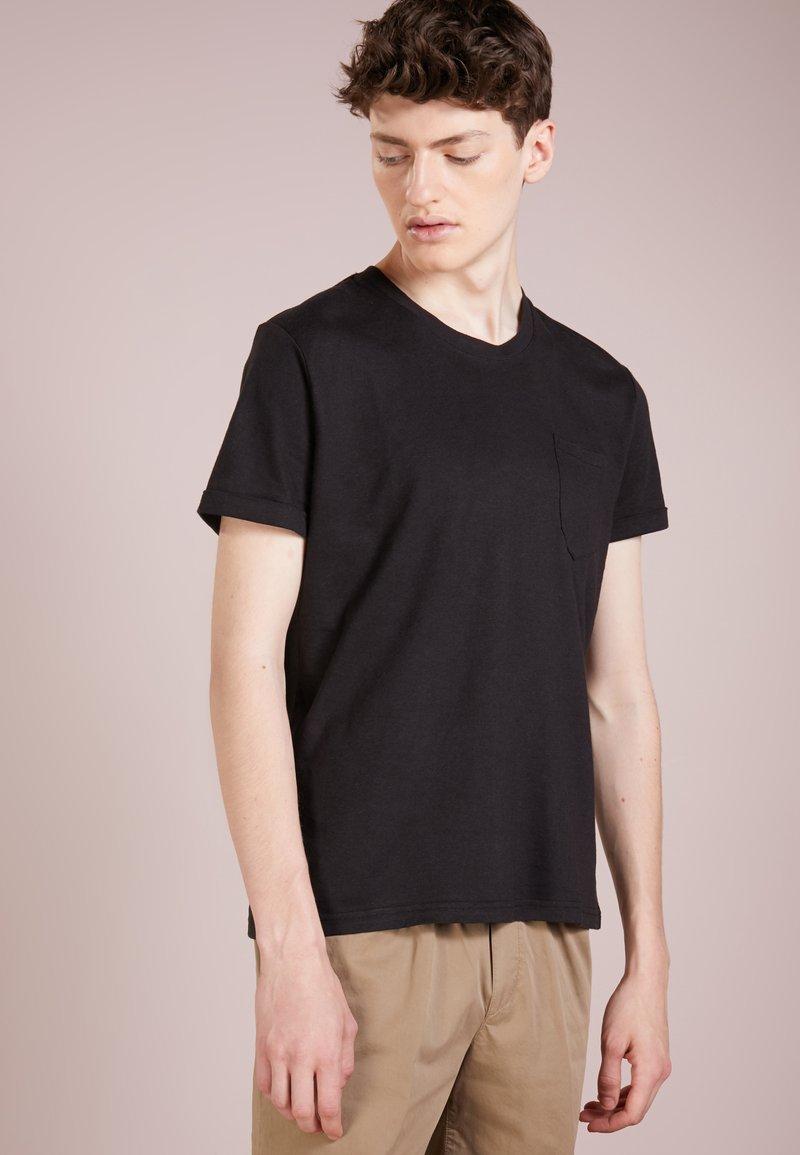 Tiger of Sweden - KIET - T-Shirt basic - black