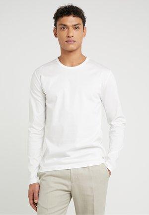 DAIN - T-shirt à manches longues - gardenia