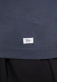 Tiger of Sweden - DIDELOT - T-shirt basic - blaugrau - 5
