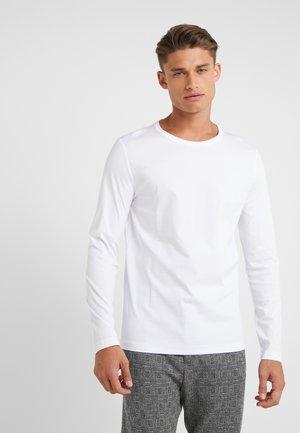 ABALONE - Bluzka z długim rękawem - pure white