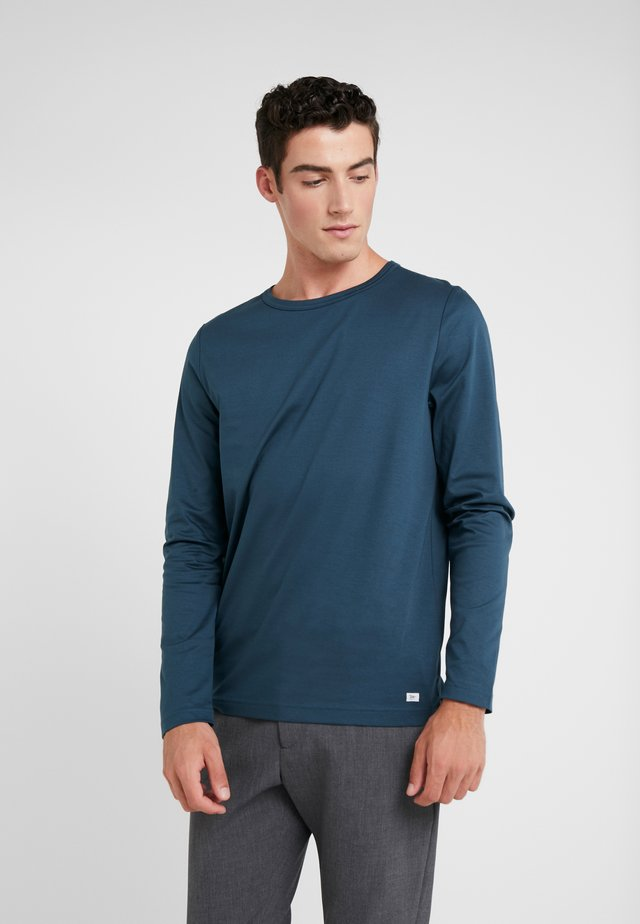 ABALONE - Long sleeved top - army petrol