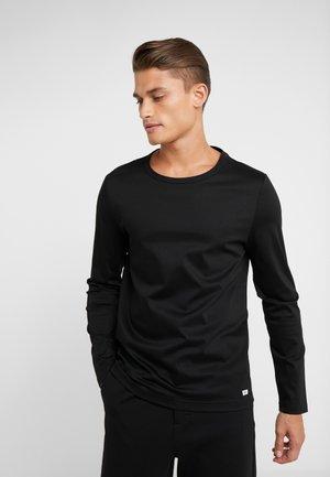 ABALONE - Bluzka z długim rękawem - black