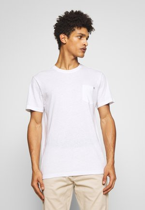 DIDELOT - T-shirt basique - pure white