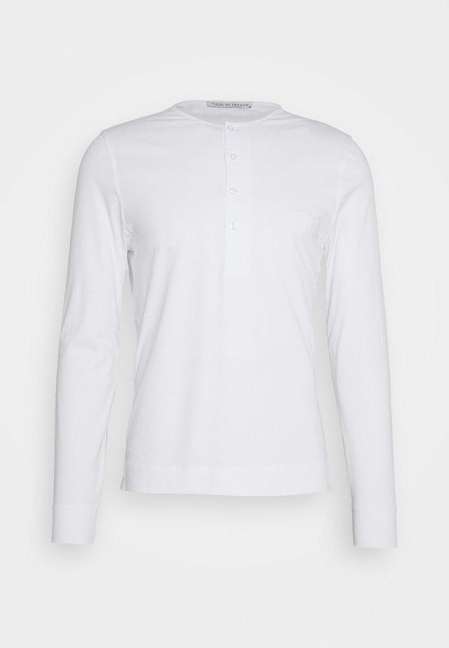CAPPE - Långärmad tröja - pure white