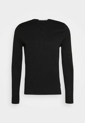 CAPPE - Pitkähihainen paita - black