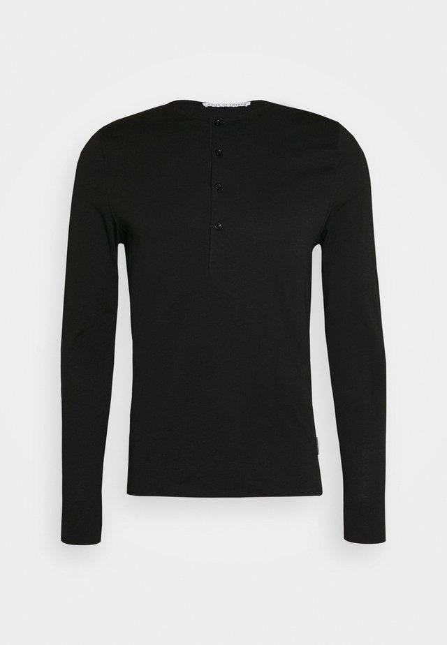 CAPPE - Långärmad tröja - black