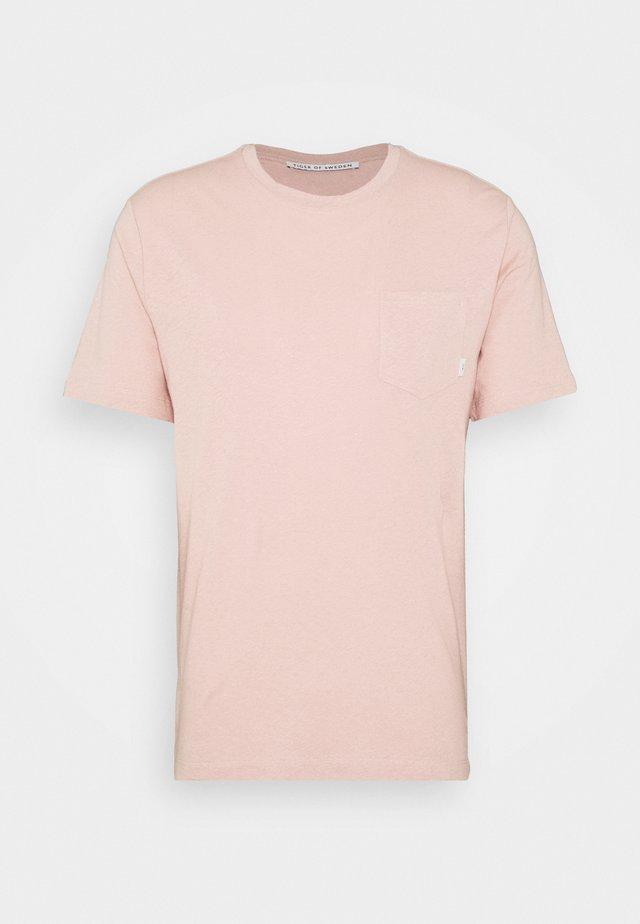 DIDELOT - T-shirt - bas - woodrose
