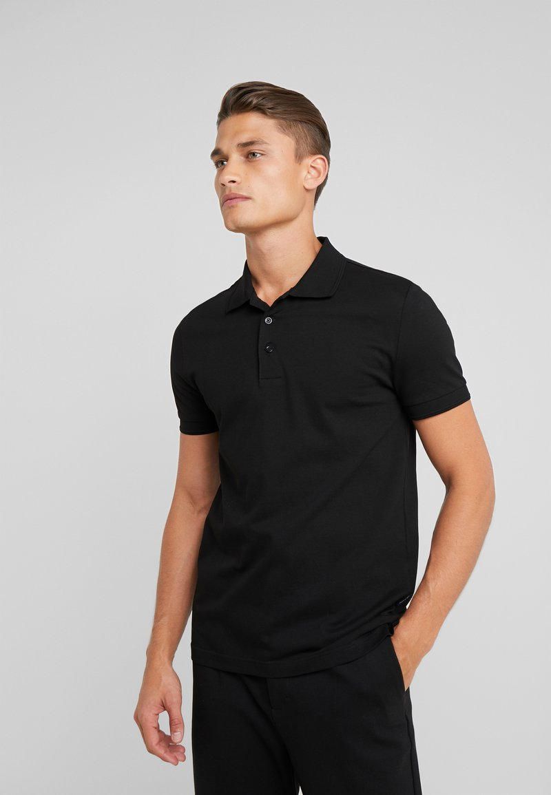 Tiger of Sweden - DARIOS - Polo - black