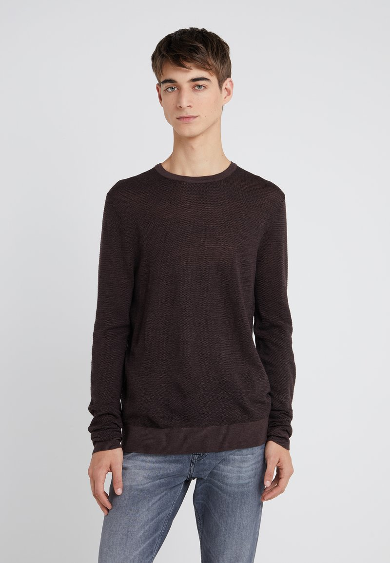Tiger of Sweden - NAWARO - Jumper - brown