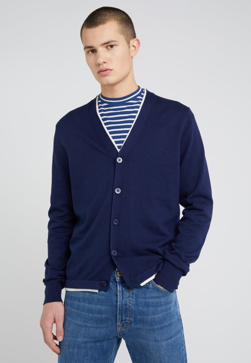 Tiger of Sweden - NOWIND - Cardigan - blue