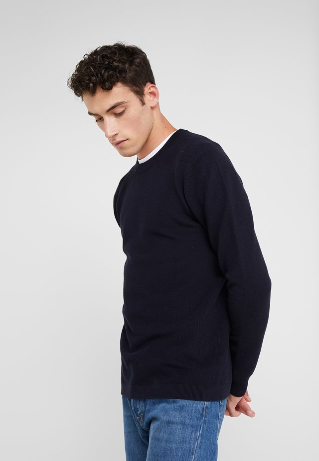 PARACHUTE - Strickpullover - outer blue