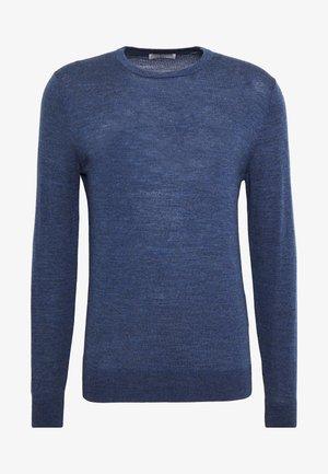 NICHOLS - Stickad tröja - bearing sea blue