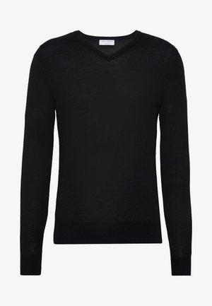RAEL - Sweter - black