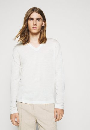 TRAMA - Jersey de punto - white