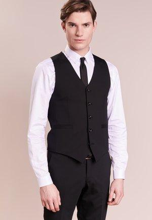 LITT - Gilet elegante - black